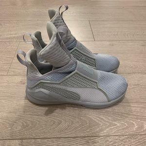 Fenty Puma by Rihanna Gray Sneakers